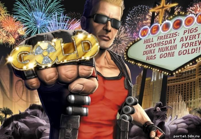 Duke Nukem Forever на PC. 33 новостей по игре. Страница 2.